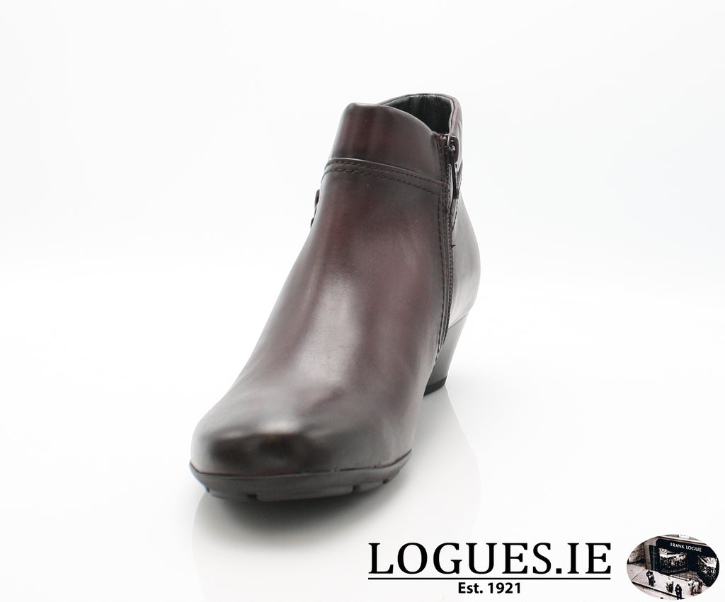 GAB 95.634-Ladies-Gabor SHOES-25 Wine (Effekt)-2½-Logues Shoes