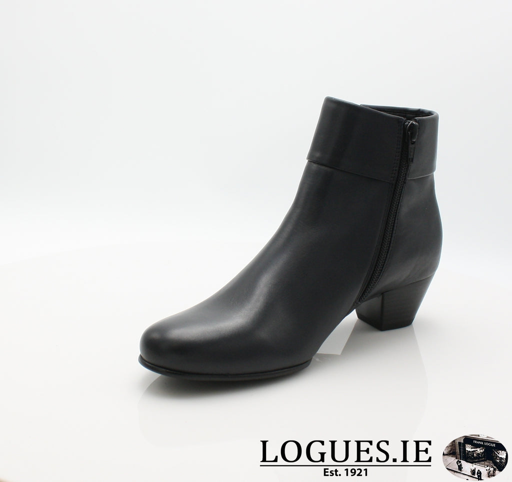GAB 96.073-Ladies-Gabor SHOES-66 Midnight (Micro)-3½-Logues Shoes