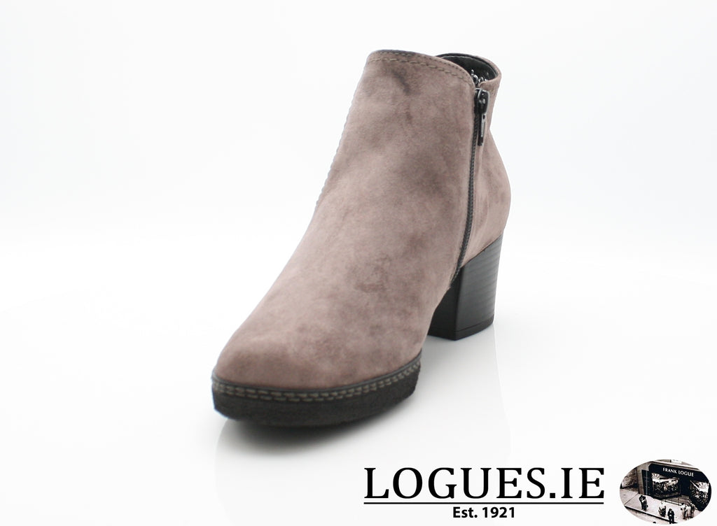 GAB 96.661-Ladies-Gabor SHOES-42 Dust (S.S/A.S/Mic-2½-Logues Shoes