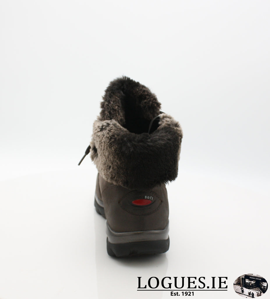 GAB 96.956LadiesLogues Shoes29 Vulcano (Mel.) / 7½