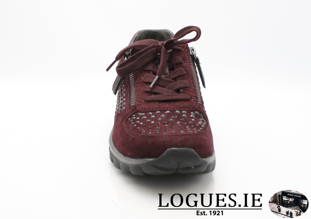 GAB 96.968LadiesLogues Shoes48 New Merlot(Strass / 4