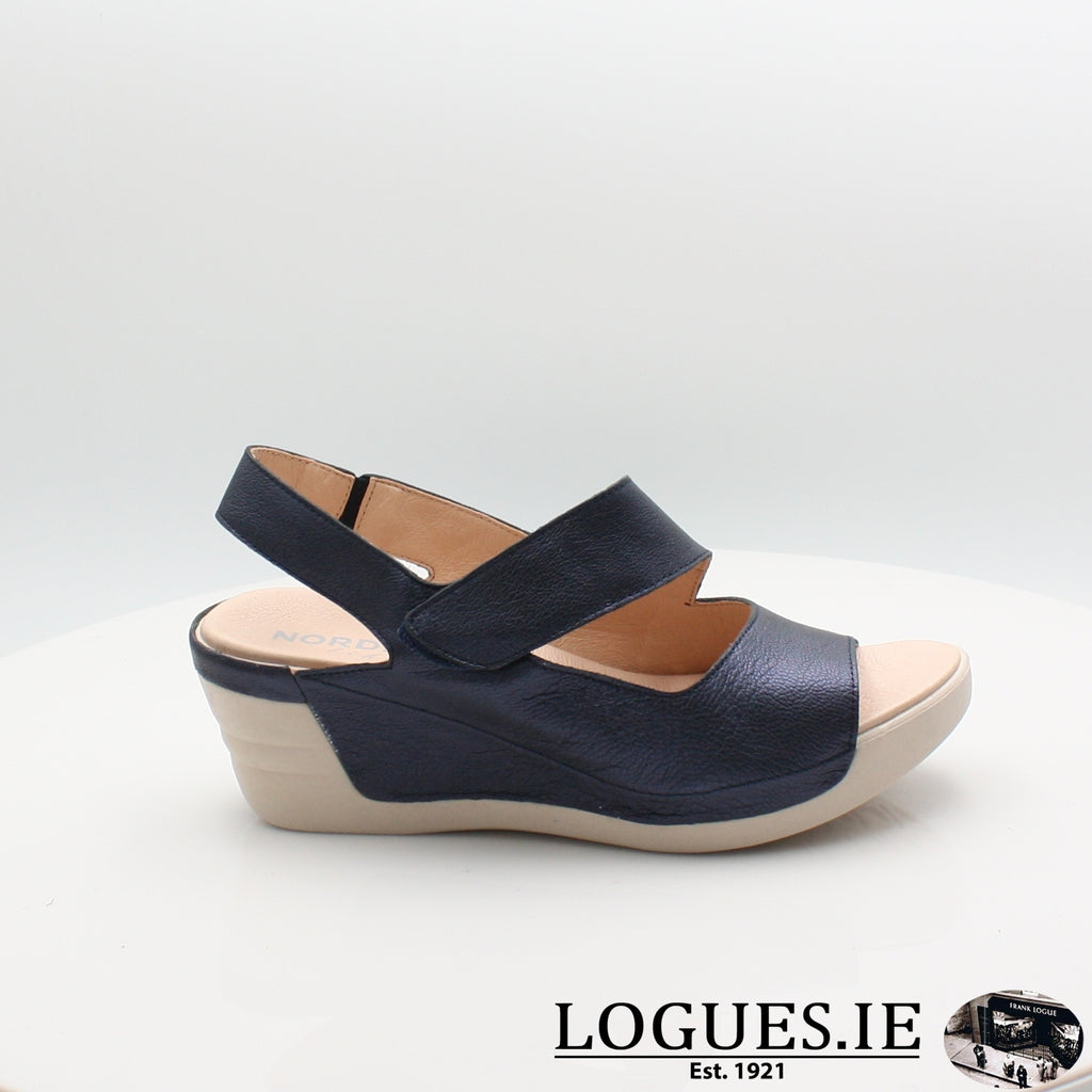 BRISA 9673 NORDIKAS 20, Ladies, nordikas / Sabrinas, Logues Shoes - Logues Shoes.ie Since 1921, Galway City, Ireland.