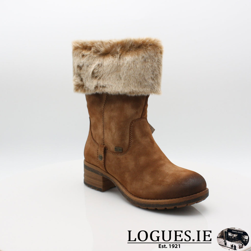 96854 RIEKER 19BOOTSLogues Shoes