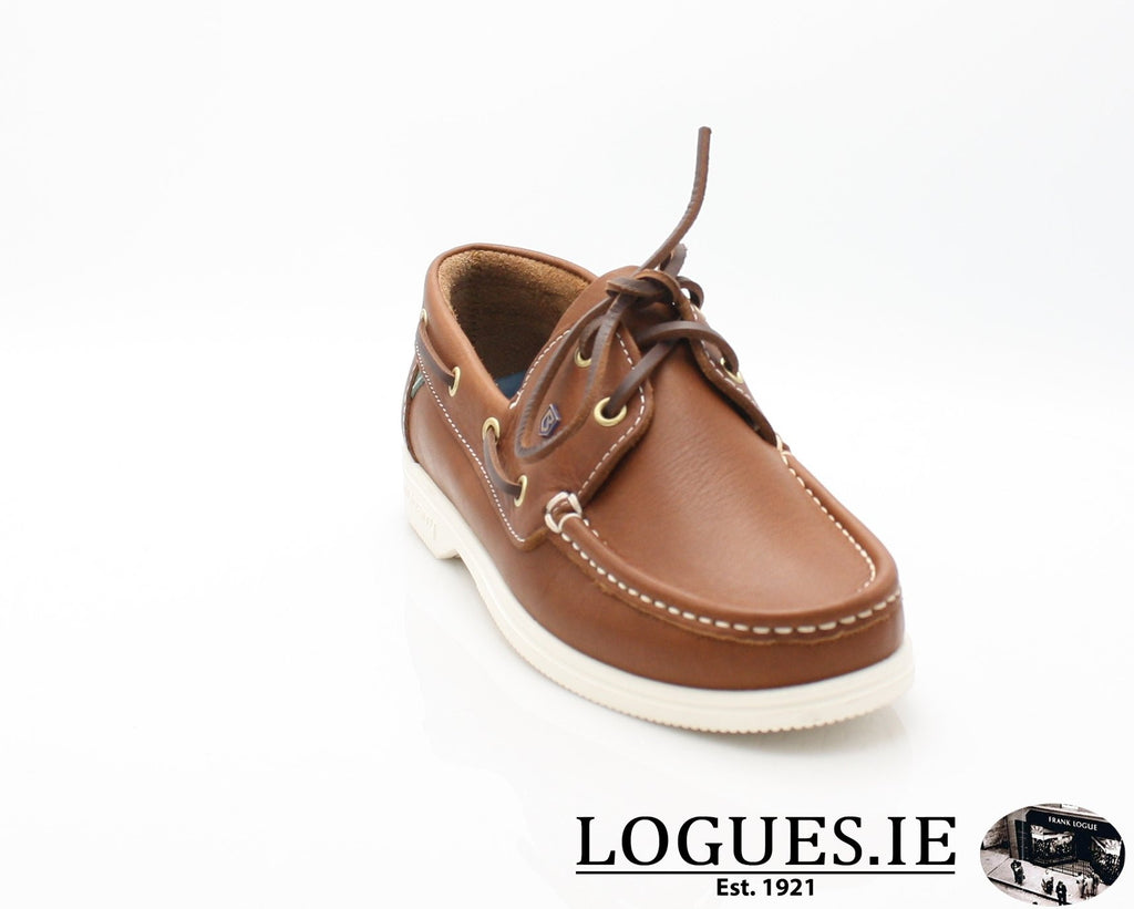 ADMIRALS 3331 DUBARRY-Mens-Dubarry-BROWN LEA-5 UK-Logues Shoes