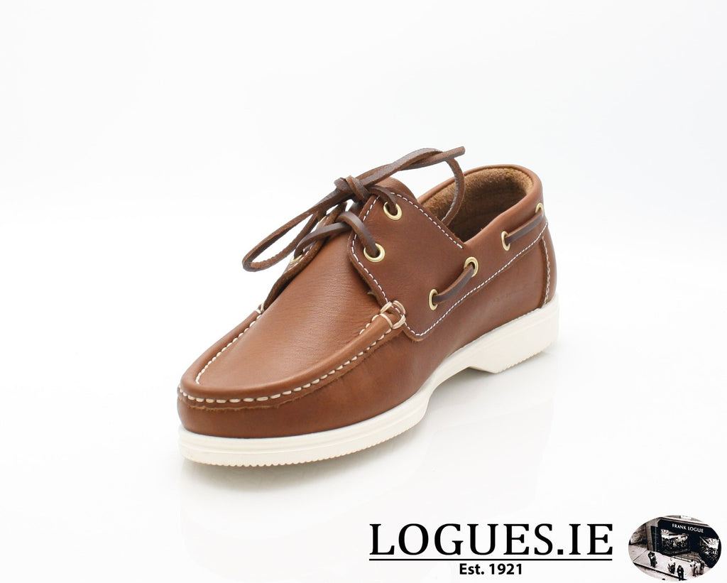 ADMIRALS 3331 DUBARRY-Mens-Dubarry-BROWN LEA-6 UK-Logues Shoes