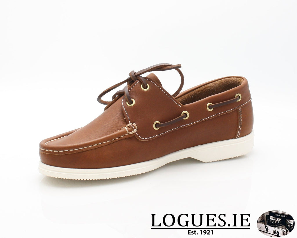 ADMIRALS 3331 DUBARRY-Mens-Dubarry-BROWN LEA-6.5 UK-Logues Shoes