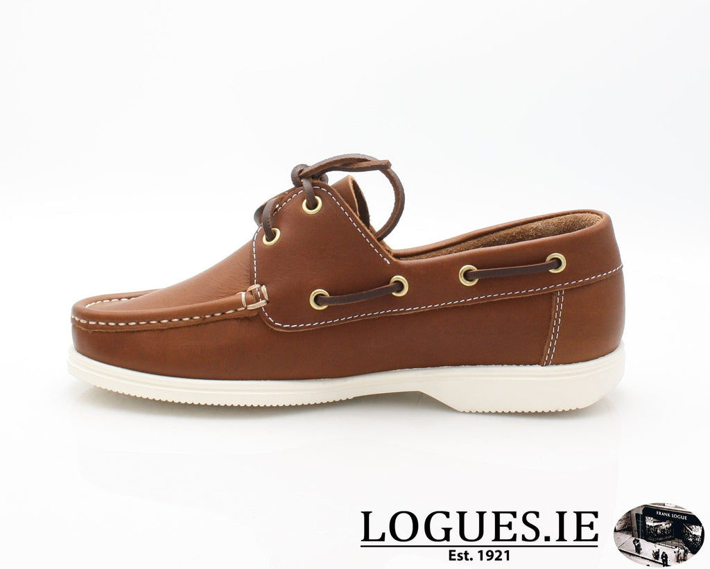 ADMIRALS 3331 DUBARRY-Mens-Dubarry-BROWN LEA-7 UK-Logues Shoes