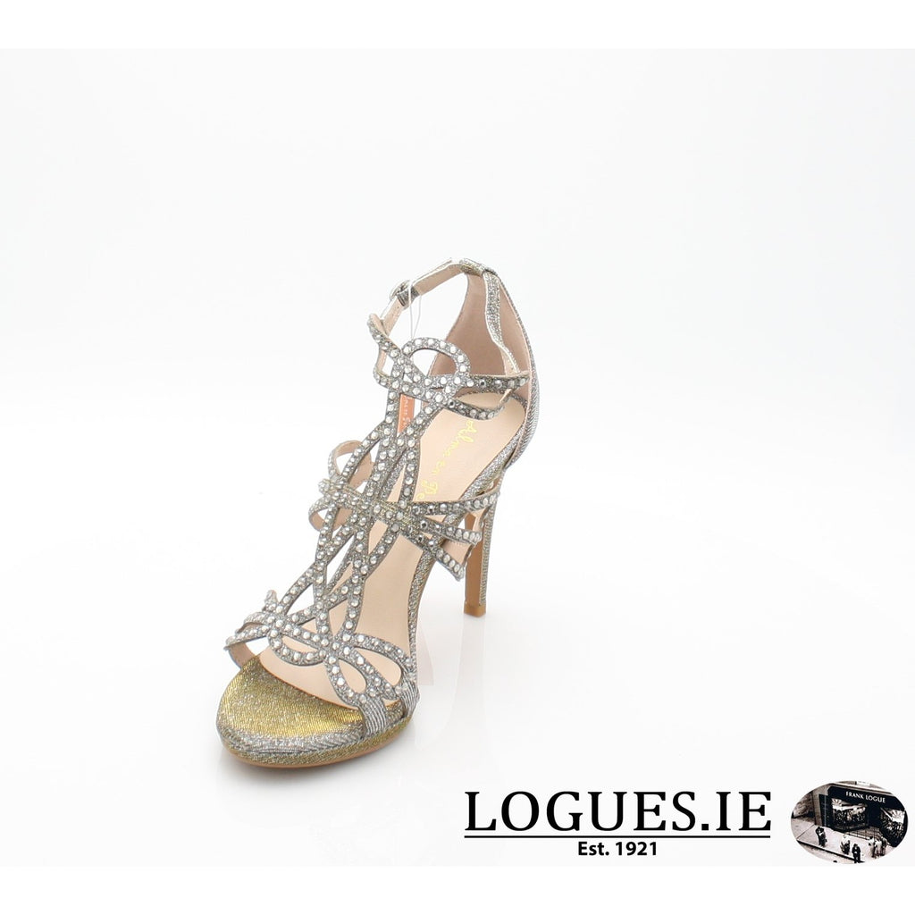 V18206 ALMA EN PENALadiesLogues ShoesNOIR PEWTER / 40 = 6.5 UK