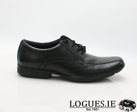 ANGUS POD A/W18MensLogues ShoesBLACK / 41 = 7 UK