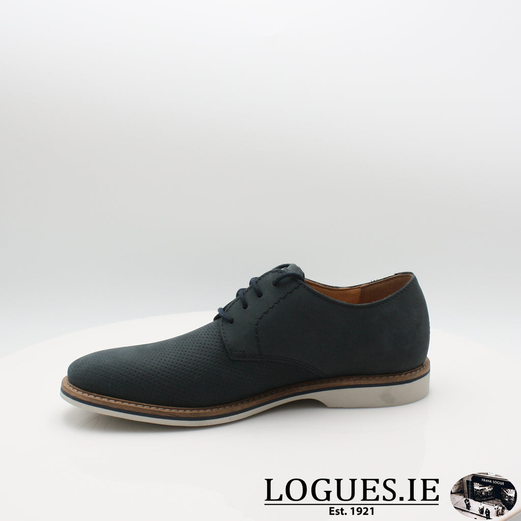 Atticus Lace CLARKS, Mens, Clarks, Logues Shoes - Logues Shoes.ie Since 1921, Galway City, Ireland.