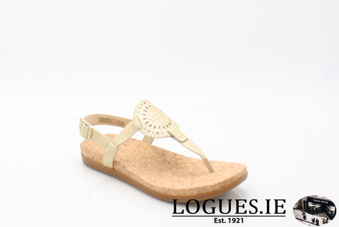 UGGS AYDEN 11 METALLICLadiesLogues ShoesSEAGULL / 43 EU = 10.5 UK =12US