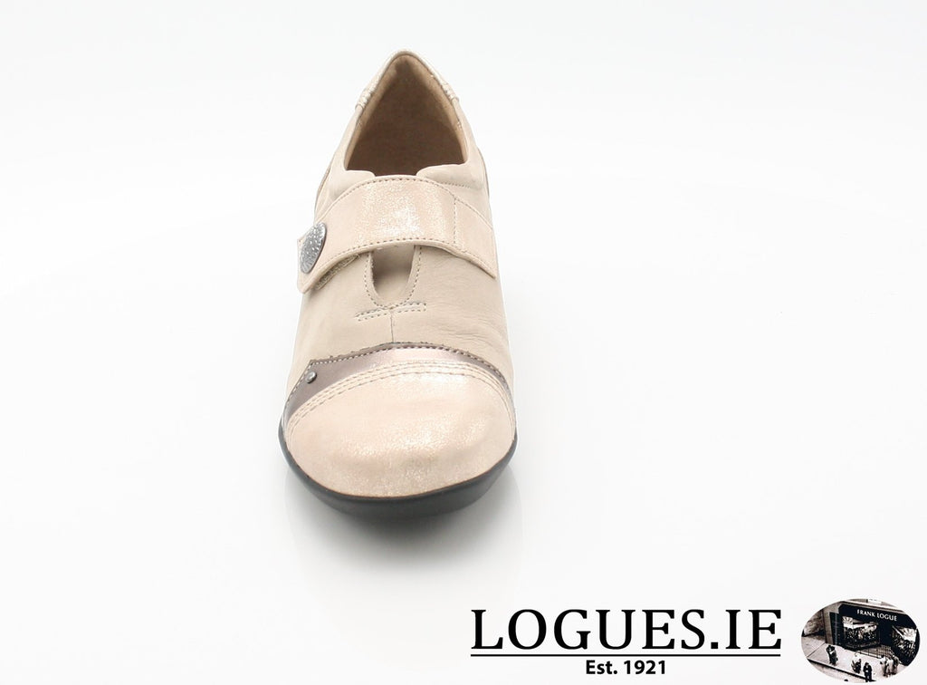 ALYSSUM SS18 FLEX & GO-Ladies-FLEX& GO FOOTWEAR-BEIGE-39 = 6 UK-Logues Shoes