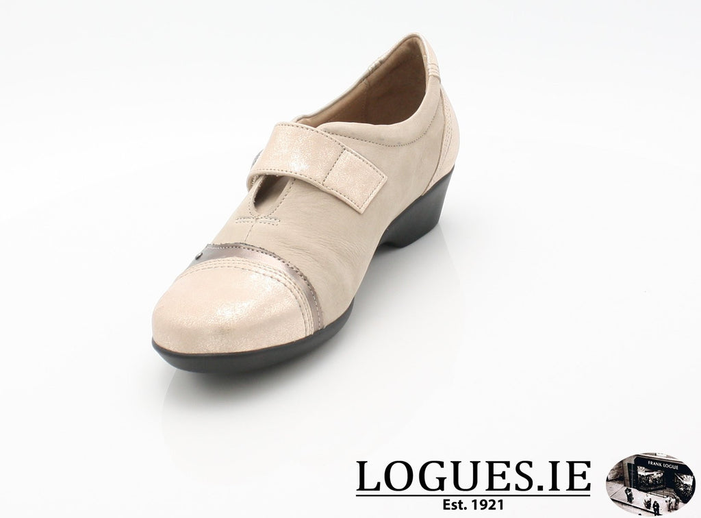 ALYSSUM SS18 FLEX & GO-Ladies-FLEX& GO FOOTWEAR-BEIGE-40 = 6.5 UK-Logues Shoes
