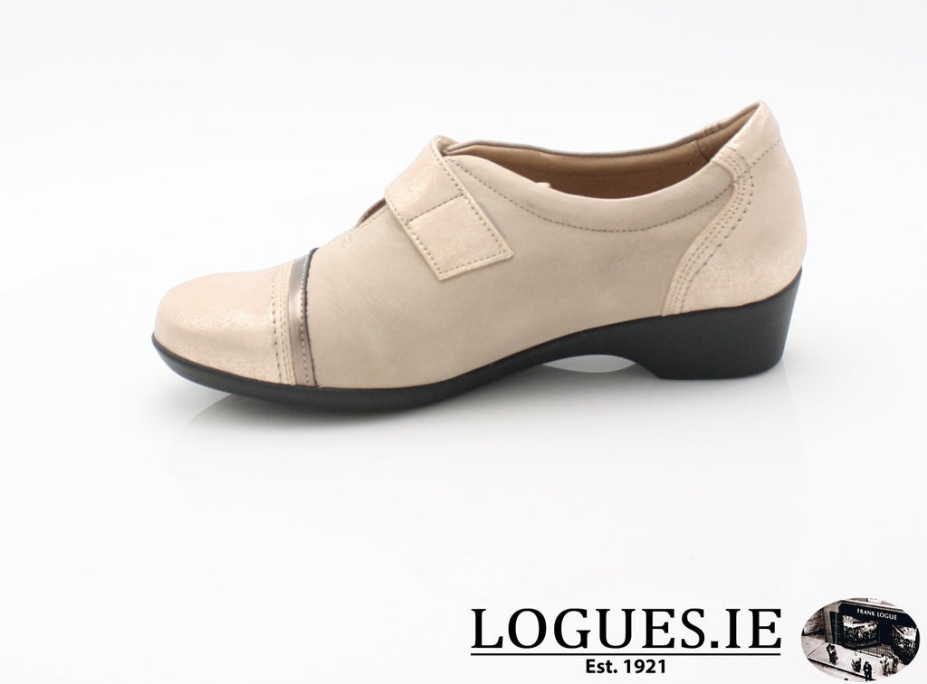 ALYSSUM SS18 FLEX & GO-Ladies-FLEX& GO FOOTWEAR-BEIGE-42 = 8 UK-Logues Shoes