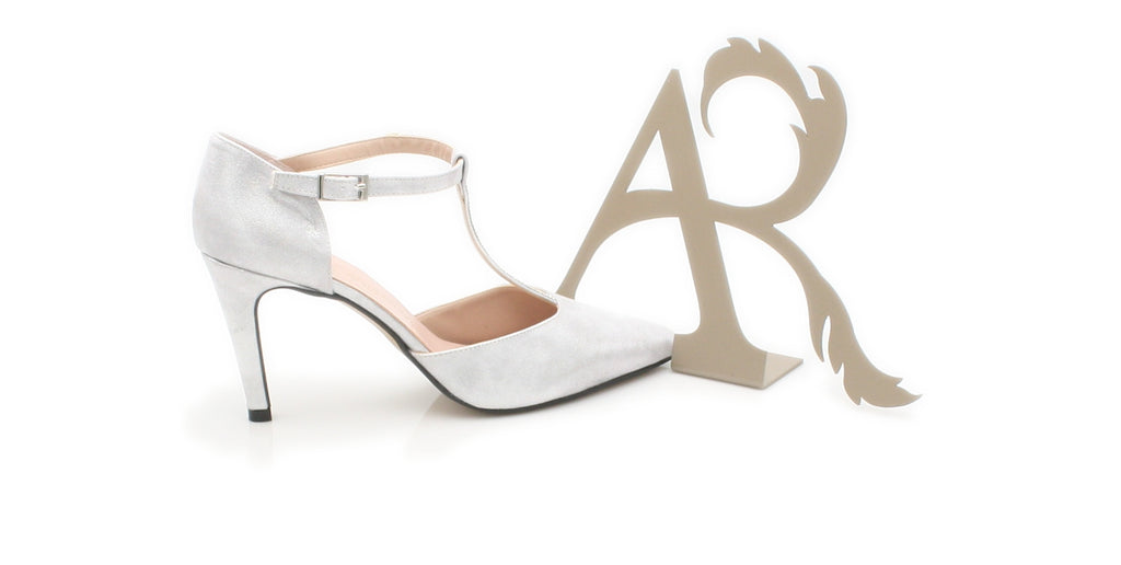 NORMAN ANA ROMAN-Ladies-ANA ROMAN SHOES-PLATA 17004-37 = 4 UK-Logues Shoes