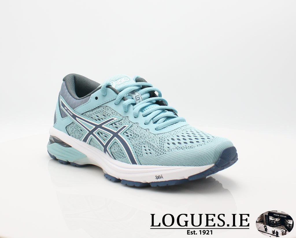 GT-1000 6 T7A9N-Ladies-ASICS SPORTS-1456 PORCELAIN BLUE-3 uk 5 us-Logues Shoes
