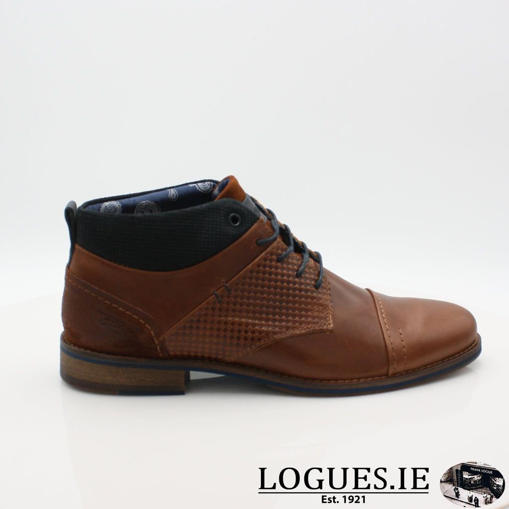 BIGGAR TOMMY BOWE S19-Mens-shoe city AMY-H+TOMMY-B SHOES-CAMEL SQUARED-6 UK -39 EU- 7 US-Logues Shoes
