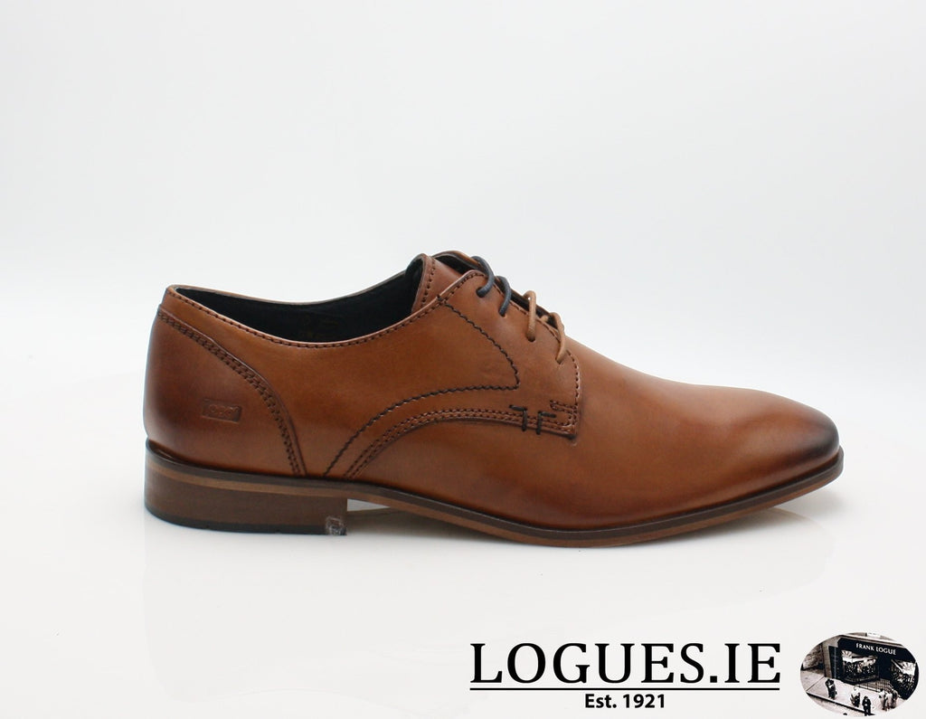 BOSTON POD A/W18-Mens-POD SHOES-COGNAC-41 = 7 UK-Logues Shoes