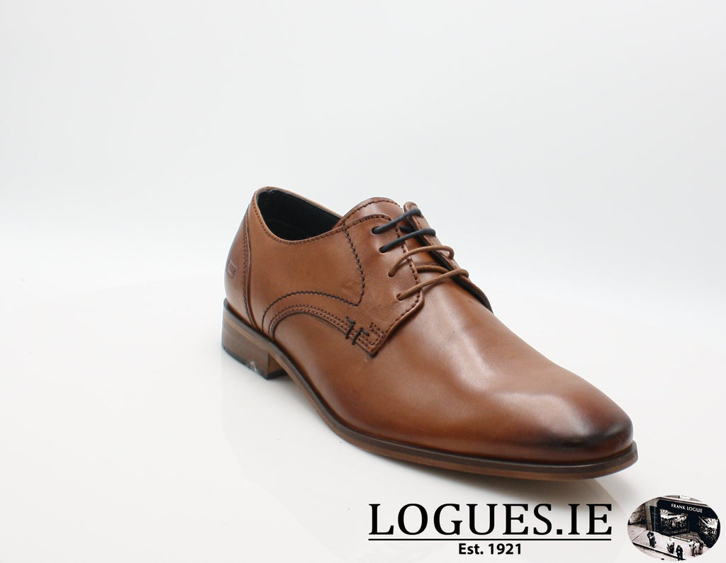 BOSTON POD A/W18-Mens-POD SHOES-COGNAC-40 = 6.5 UK-Logues Shoes