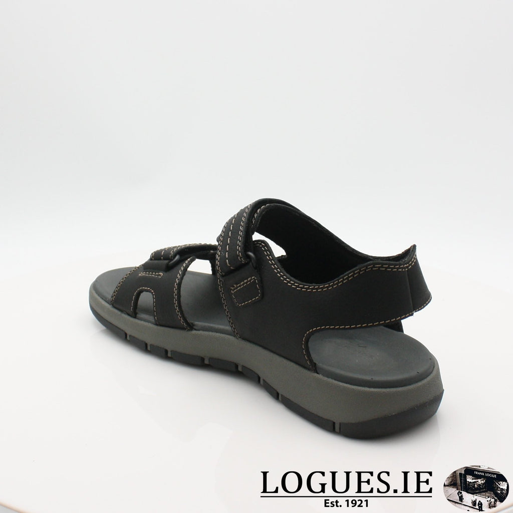 CLA Brixby ShoreMensLogues ShoesBlack Leather / 120 / G