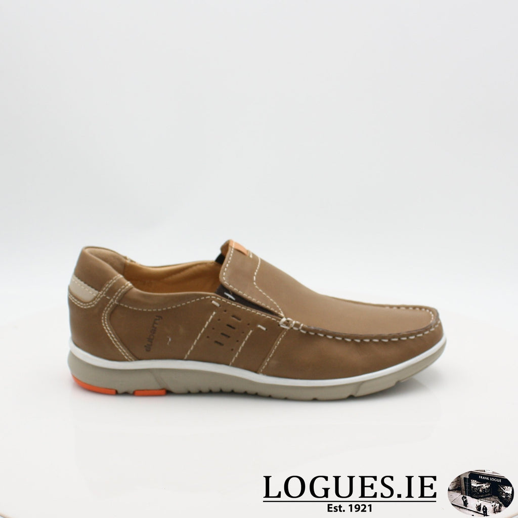 DUB Bryson 4599MensLogues Shoes02 Brown / 40