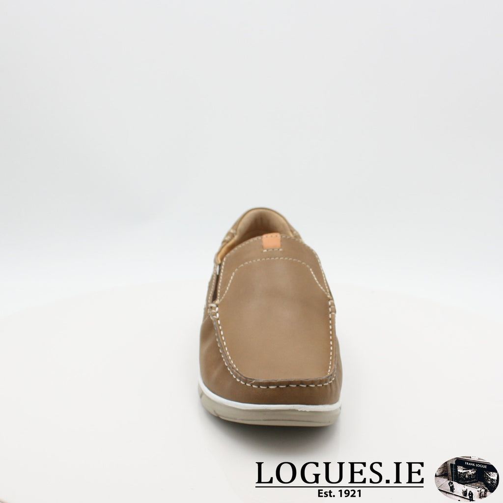 DUB Bryson 4599MensLogues Shoes02 Brown / 41