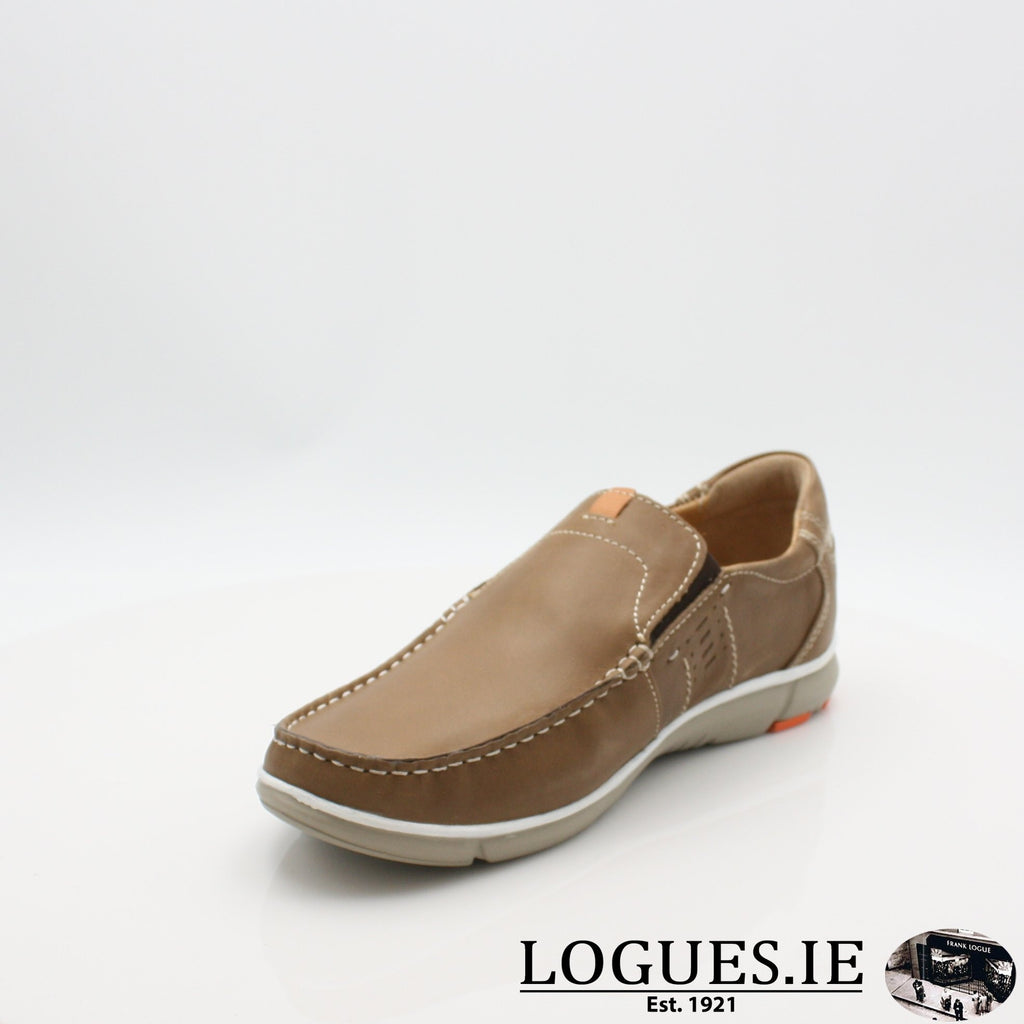 DUB Bryson 4599MensLogues Shoes02 Brown / 42