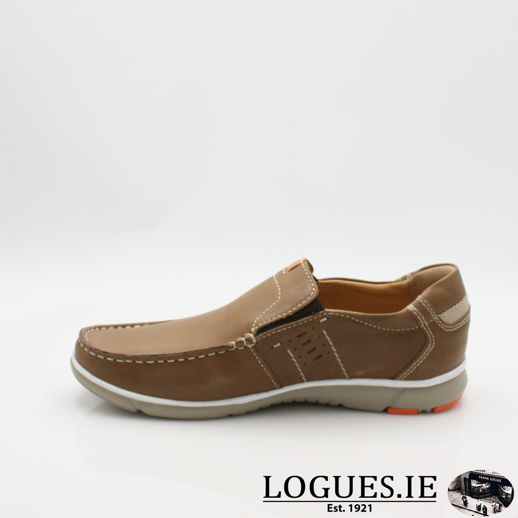 DUB Bryson 4599MensLogues Shoes02 Brown / 43