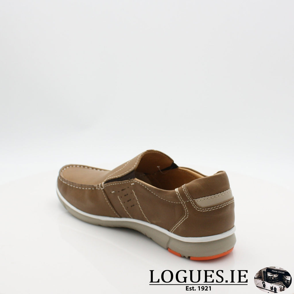 DUB Bryson 4599MensLogues Shoes02 Brown / 44