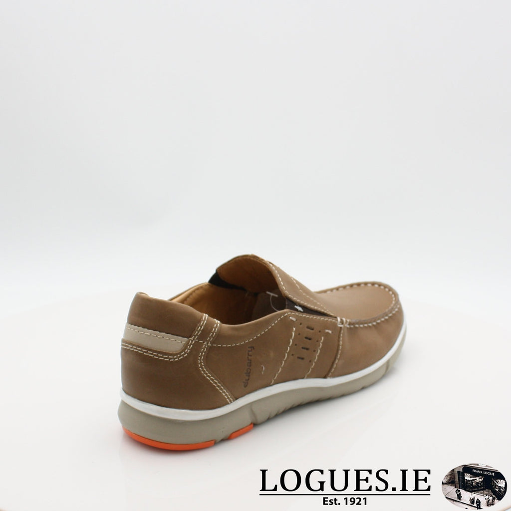 DUB Bryson 4599MensLogues Shoes02 Brown / 46