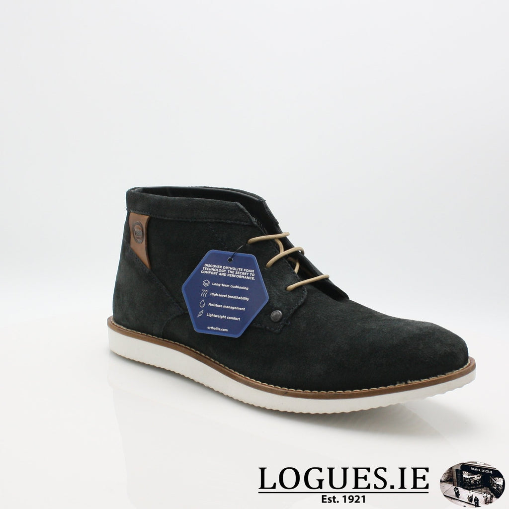 BUSTER BASE LONDON S19-Mens-base london ltd-NAVY-6 UK -39 EU-7 US-Logues Shoes