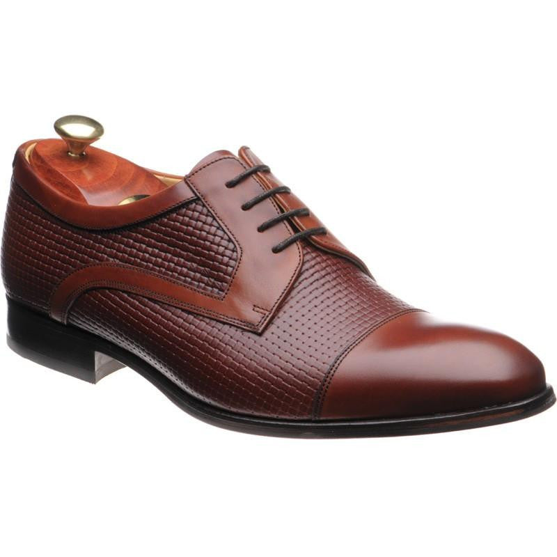 DEENE BARKER-Mens-BARKER SHOES-ROSEWOOD-6-Logues Shoes
