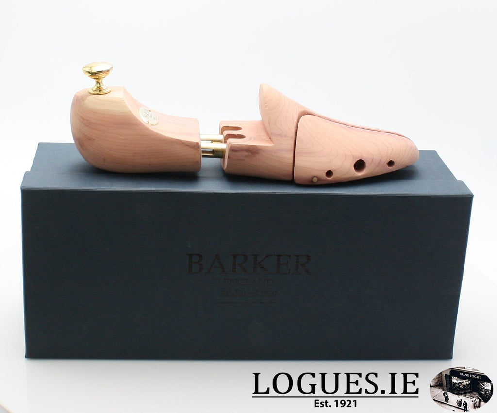 Aromatic Cedar shoe trees, Shoe Care, BARKER SHOES, Logues Shoes - Logues Shoes.ie Since 1921, Galway City, Ireland.