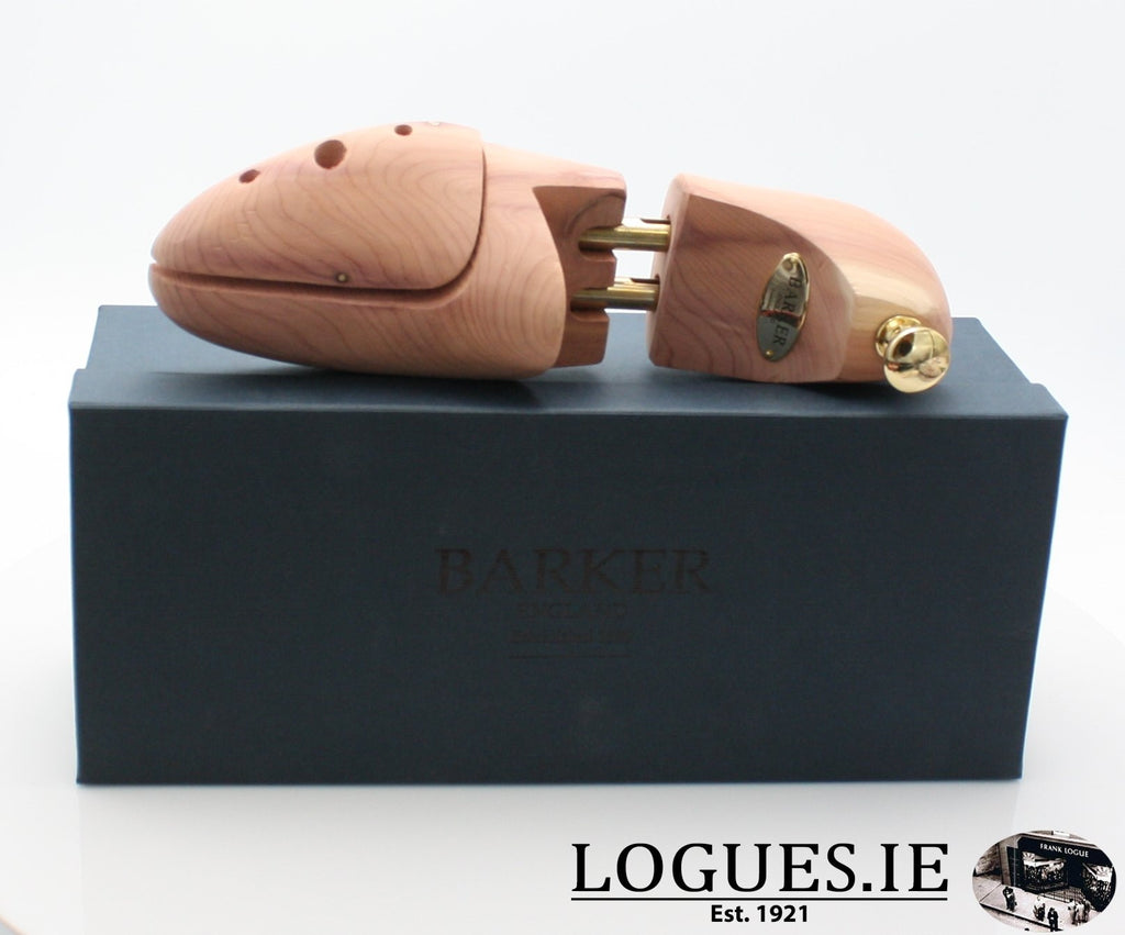 Aromatic Cedar shoe trees-Shoe Care-BARKER SHOES-Cedar-8 UK-Logues Shoes