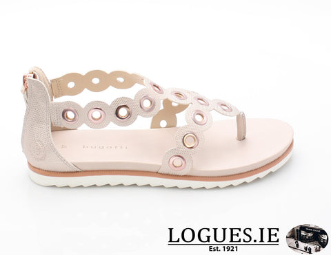 47080 BUGATTI SS18LadiesLogues Shoes3400 ROSE / 36 = 3 UK
