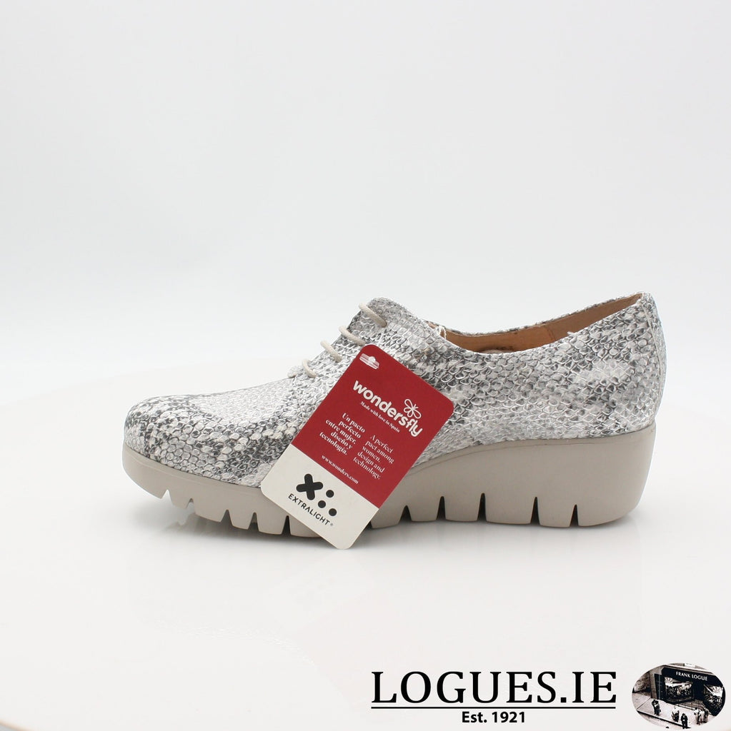 C33153 WONDERS S19-Ladies-WONDERS-PITONE PLATA-6 UK- 39 EU - 8 US-Logues Shoes