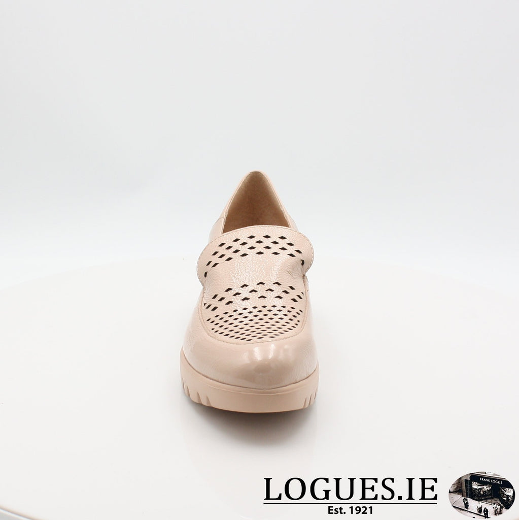 C33156 WONDERS S19-Ladies-WONDERS-LACK. V PALO-5 UK- 38 EU- 7 US-Logues Shoes