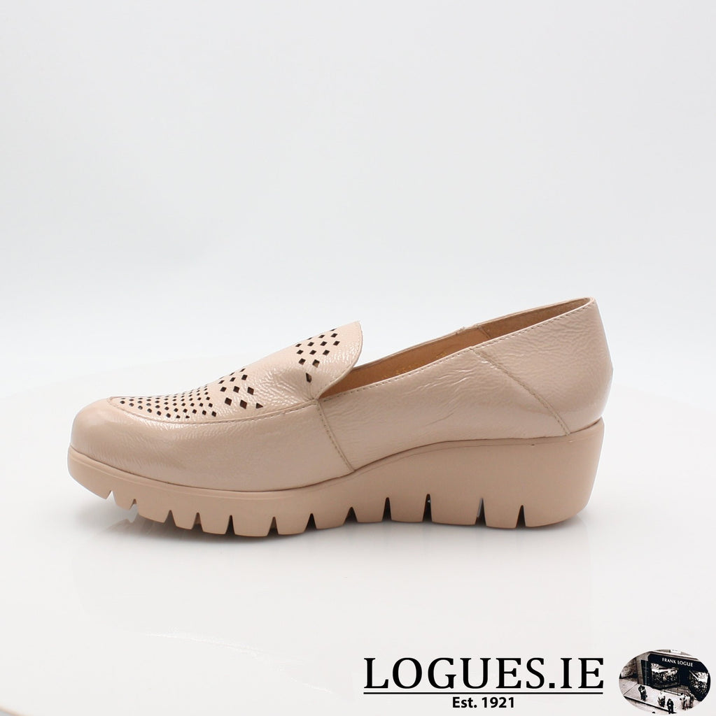 C33156 WONDERS S19-Ladies-WONDERS-LACK. V PALO-6 UK- 39 EU - 8 US-Logues Shoes