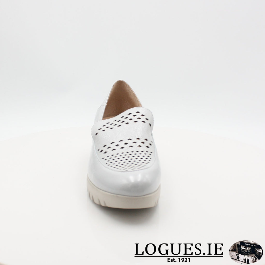 C33156 WONDERS S19-Ladies-WONDERS-LACK. V PIEDRA-5 UK- 38 EU- 7 US-Logues Shoes
