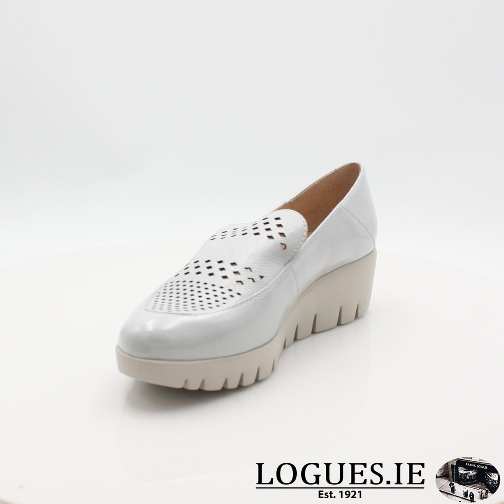 C33156 WONDERS S19-Ladies-WONDERS-LACK. V PIEDRA-5.5 UK - 38.5/39 EU - 7.5 US-Logues Shoes