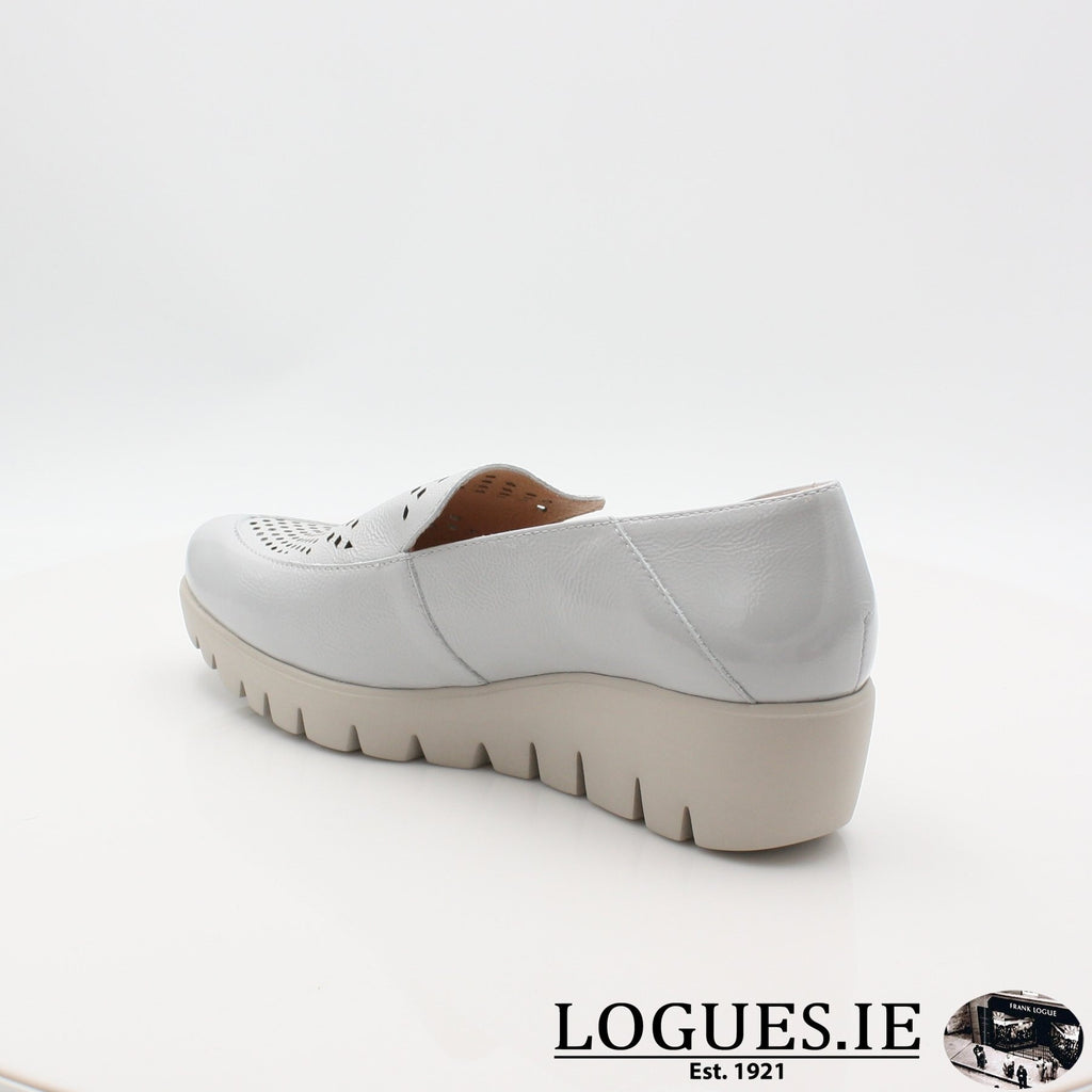 C33156 WONDERS S19-Ladies-WONDERS-LACK. V PIEDRA-6.5 UK - 40 EU -8.5 US-Logues Shoes