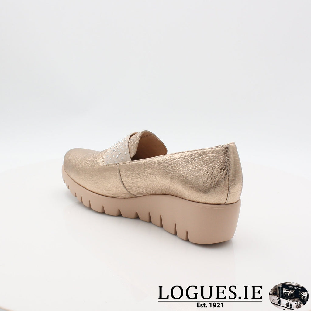 C33158 WONDERS S19-Ladies-WONDERS-WASH ORO-6.5 UK - 40 EU -8.5 US-Logues Shoes
