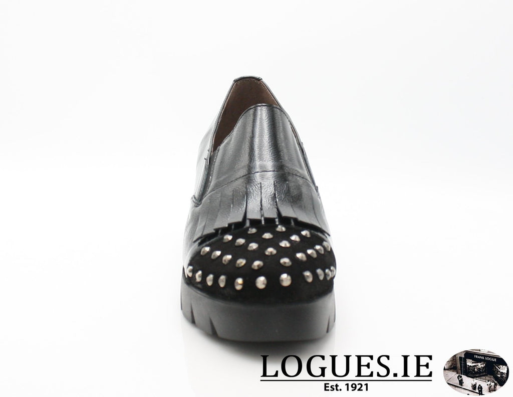 WONDERS C4742  AW18LadiesLogues ShoesCROSTA-NEGRO / 38 = 5UK
