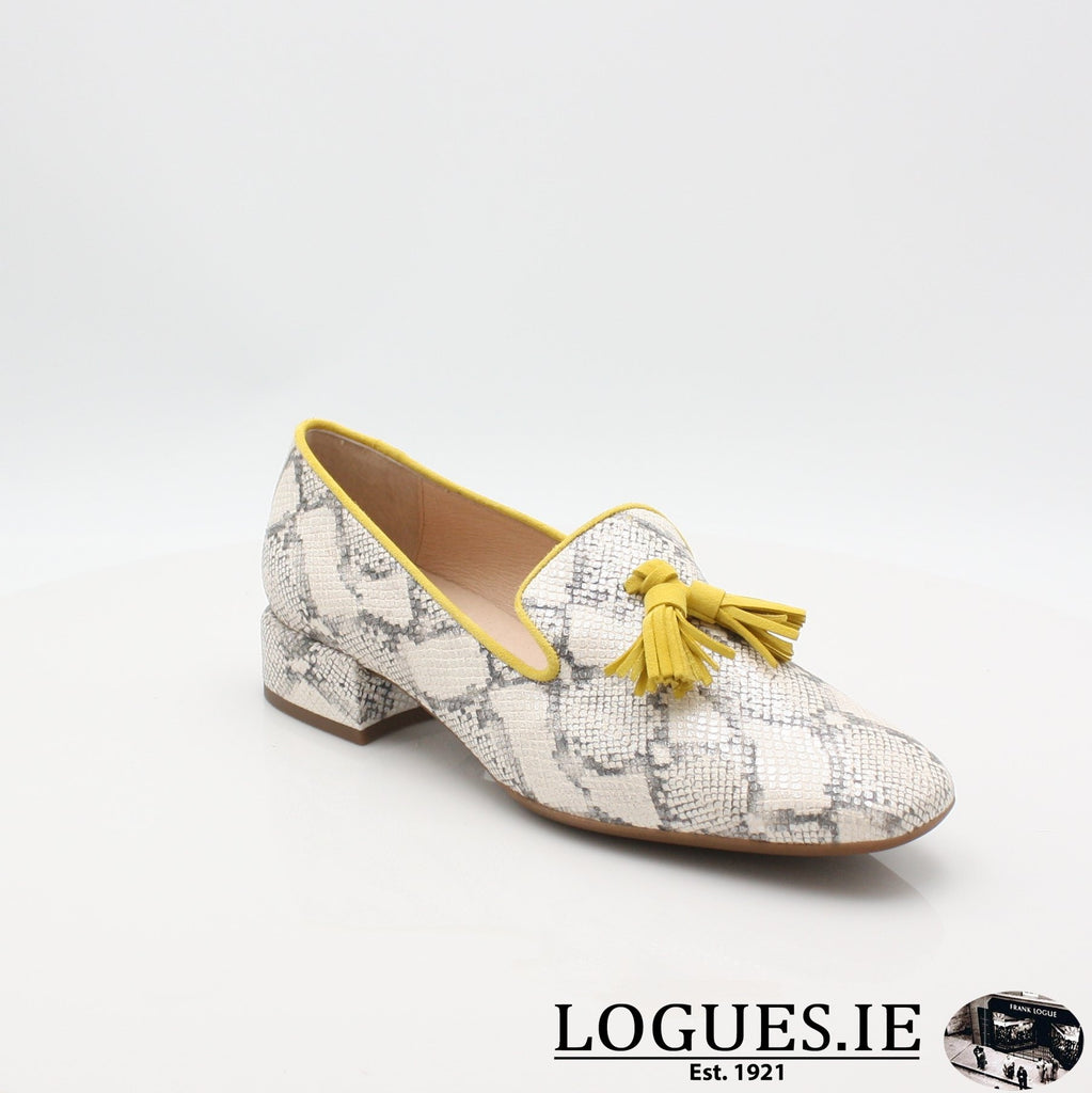 C5024 WONDERS S19-Ladies-WONDERS-HUKA NEUTRO/ LEMON-4.5 UK - 37.5 EU - 6.5 US-Logues Shoes