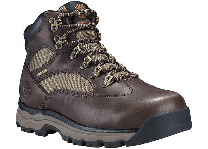 CA1HKQ CHOCORUA MID GTX MULCH-Mens-TIMBERLAND SHOES-MULCH-6.5 US = 6UK-Logues Shoes