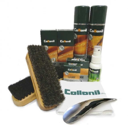 COLLONIL SHOE CARE SET  CEDAR