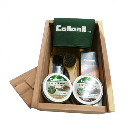 CEDAR VALET BOX, Shoe Care, Collonil, Logues Shoes - Logues Shoes.ie Since 1921, Galway City, Ireland.