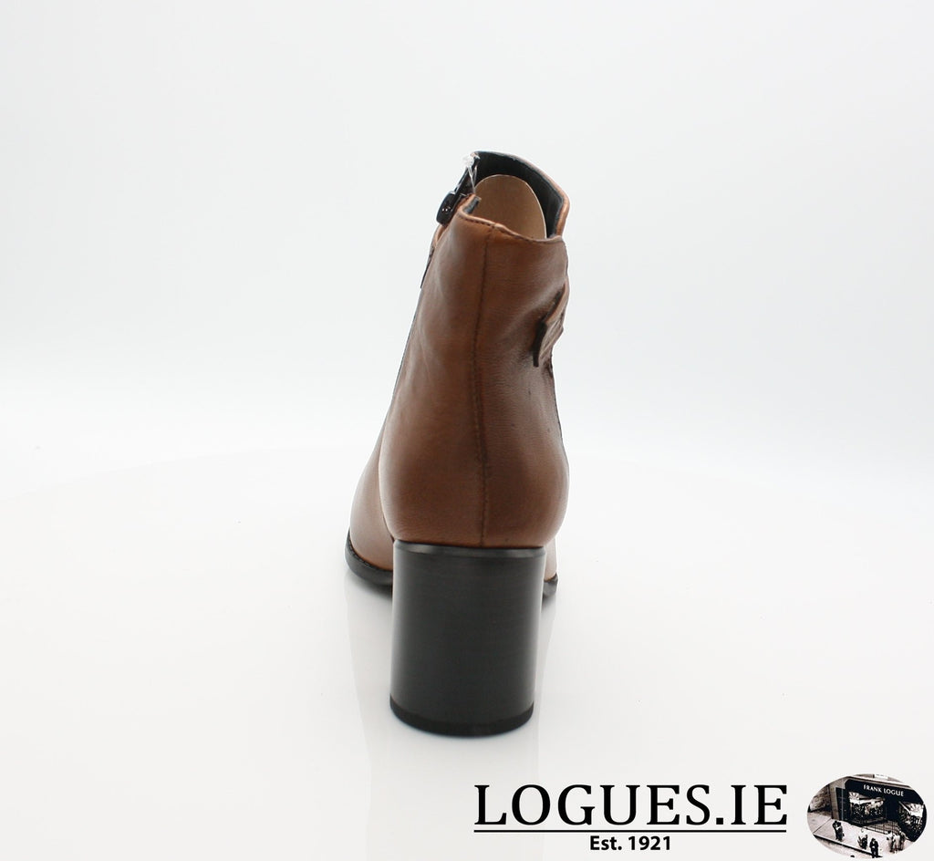 CHARLEE DUBARRY W18LadiesLogues ShoesTAN / 42 = 8 UK
