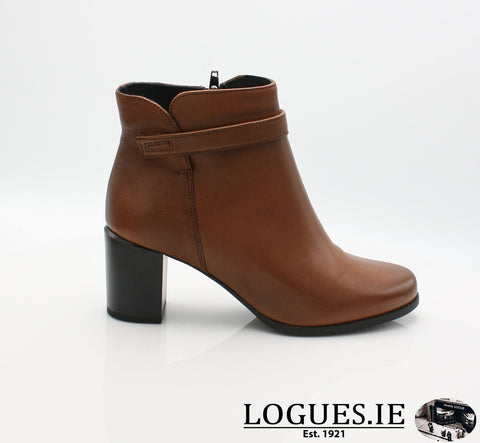 CHARLEE DUBARRY W18LadiesLogues ShoesTAN / 36 = 3 UK