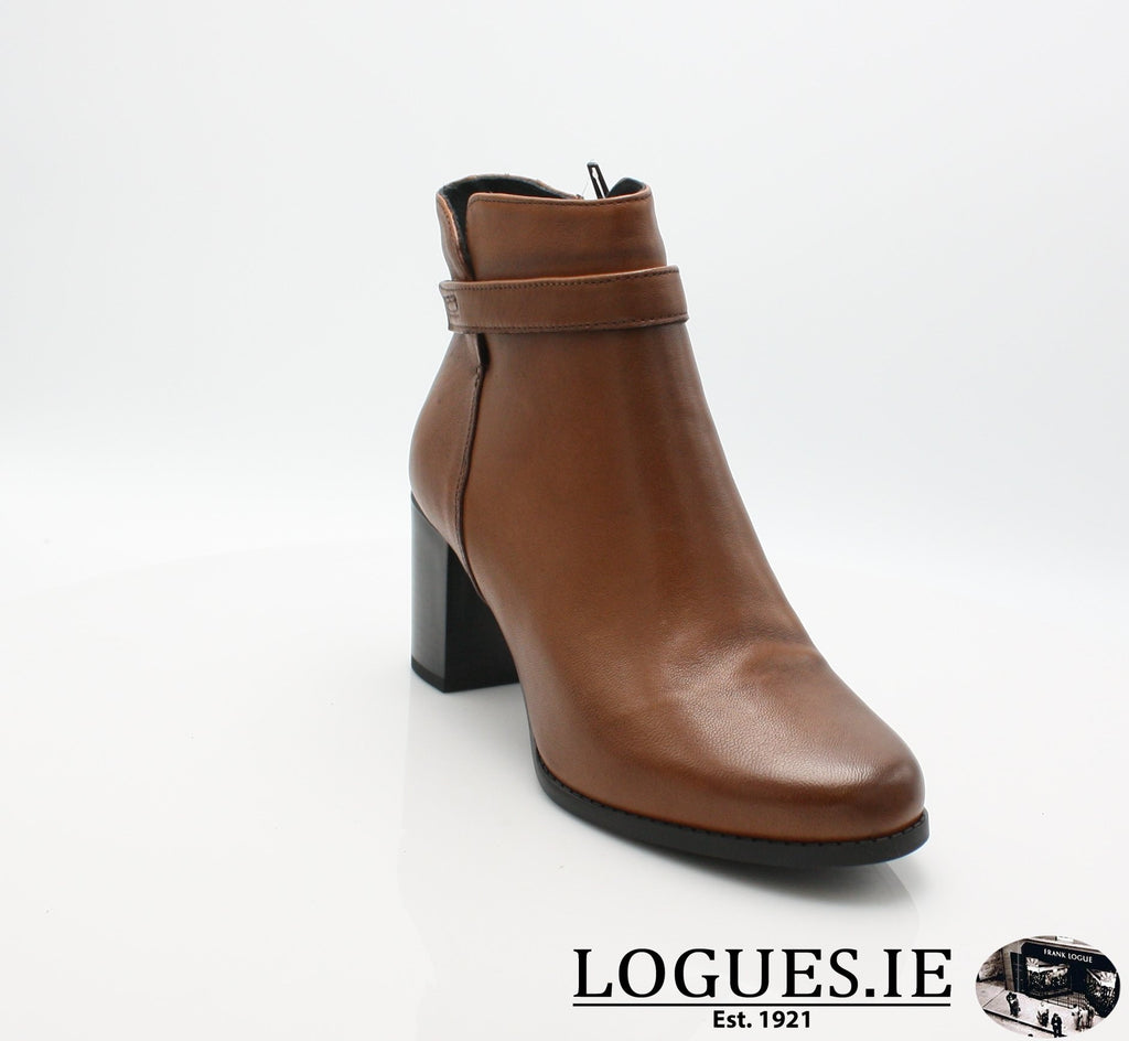 CHARLEE DUBARRY W18LadiesLogues ShoesTAN / 37 = 4 UK